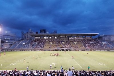 Rugby in Japan: A beautiful night in Chichibunomiya Rugby Stadium, Tokyo