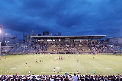 Rugby in Japan: A beautiful night in Chichibunomiya Rugby Stadium, Tokyo