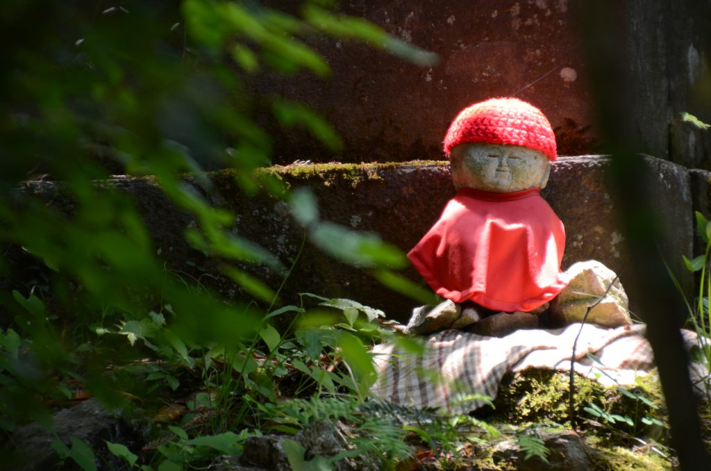 Jizo photo on a Maction Planet Tokyo Photography Lesson