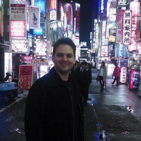 Livio Ramondelli on a Maction Planet Tokyo Private Tour