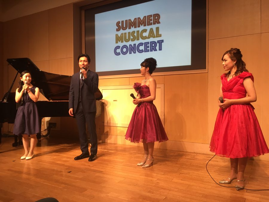 Summer Musical Concert on a day off from Tokyo Private Tours