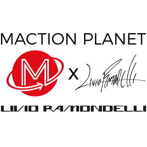 Maction Planet and Livio Ramondelli launch a new range of Tokyo T-shirts!