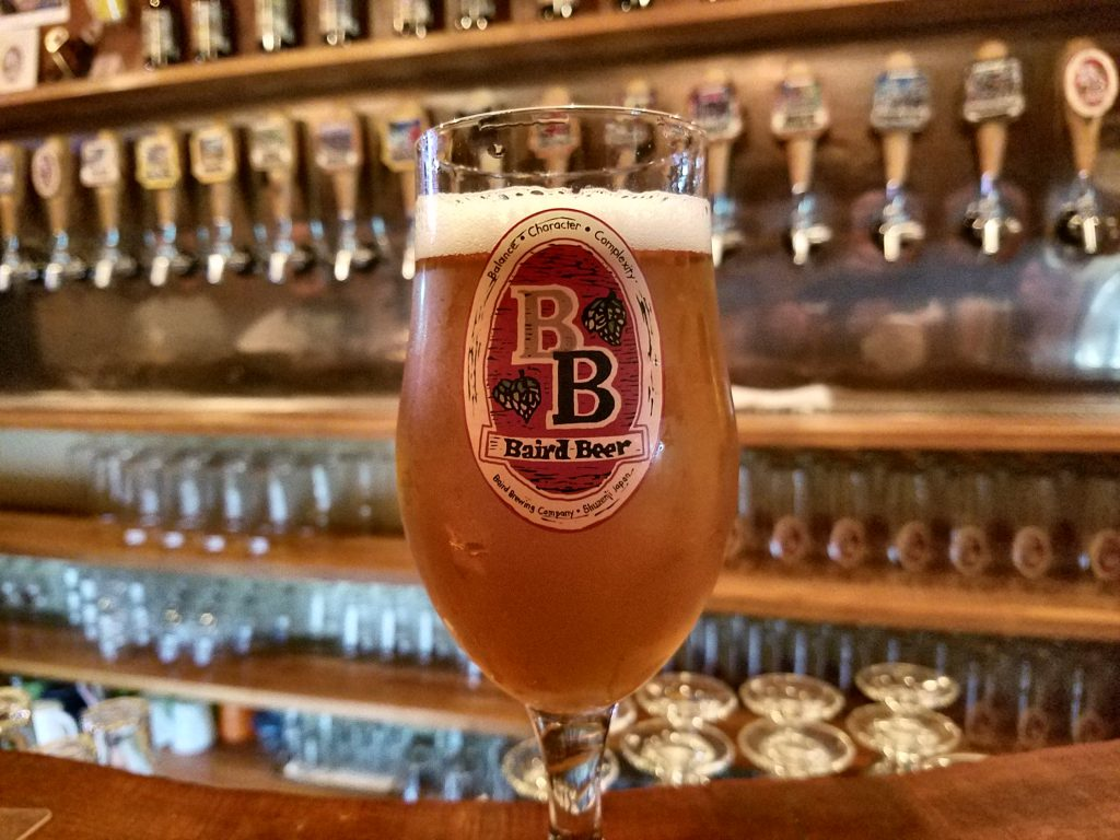 Asian Beauty Biwa Ale - enjoy it on our Tokyo Craft Beer Tours