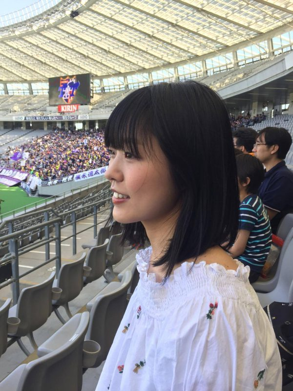 Marika working with Maction Planet Tokyo Private Tours