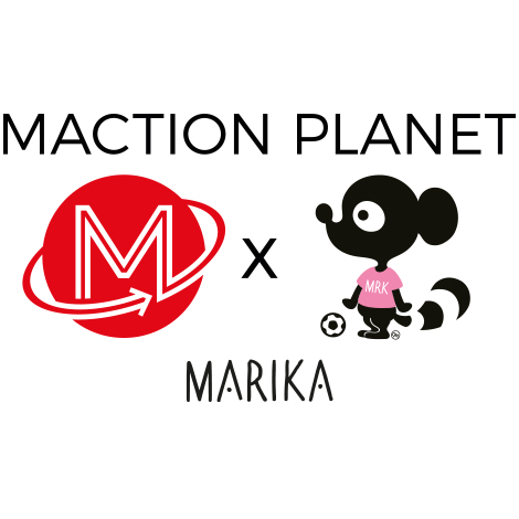 Marika collaborates with Maction Planet Tokyo Private Tours