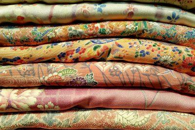 Kimono seen on Maction Planet Tokyo Shopping Tours