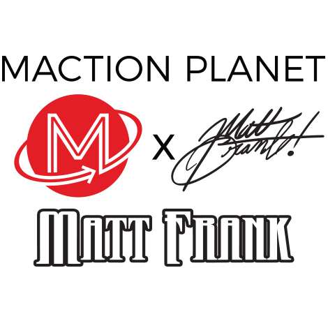 Matt Frank Kaiju King collaborates on a Maction Planet Tokyo T-shirt
