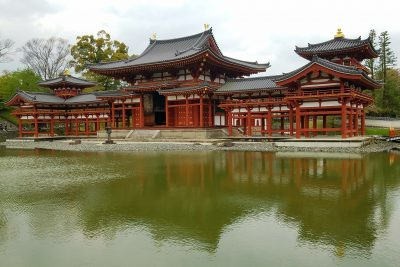 Byodoin Pavillion represents Maction Planet's Private Pan-Japan Tours