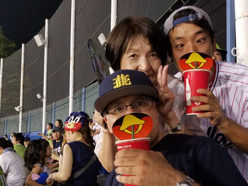 Tsubakuro Day enjoyed on a Tokyo Baseball Tour