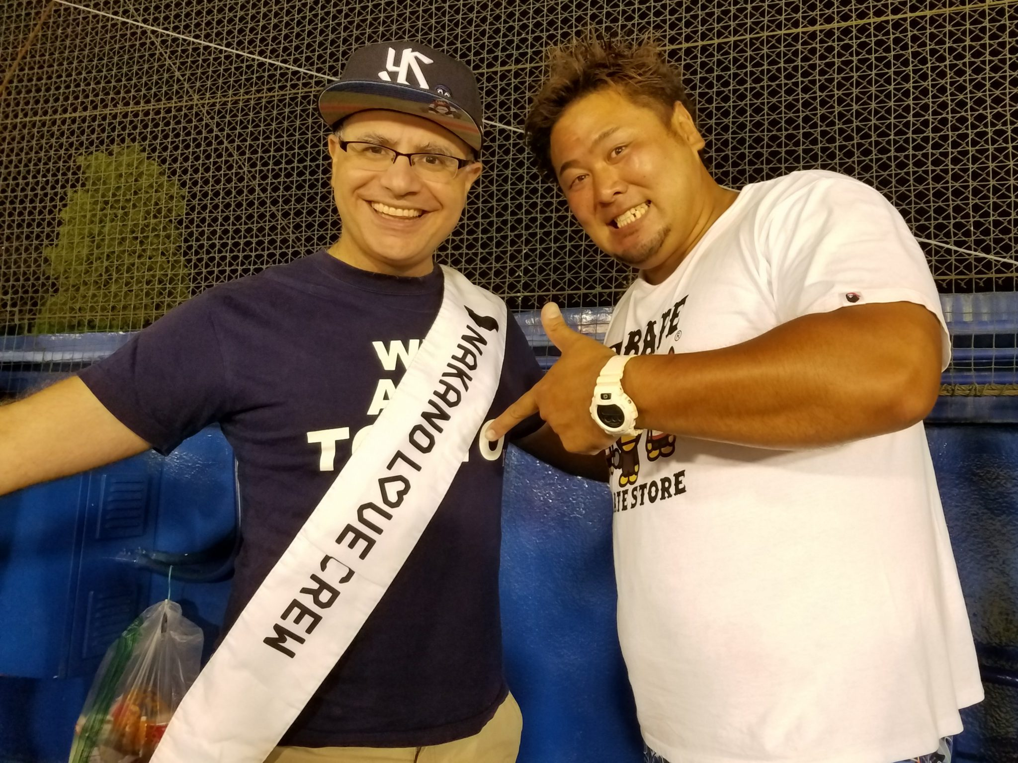 Mac, Founder and Lead Guide of Maction Planet, becomes a member of the Nakano Love Crew!