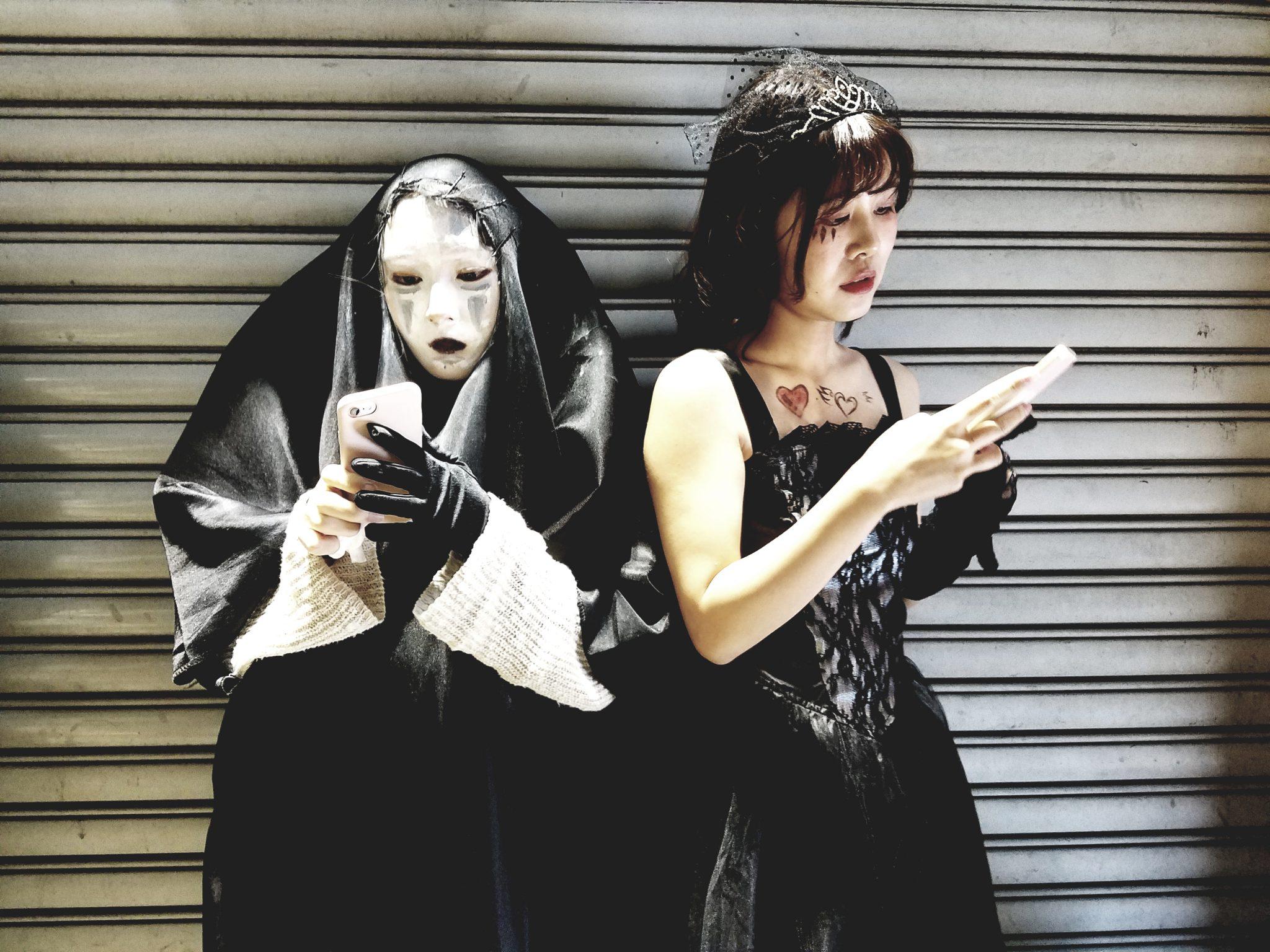 Tokyo Halloween 2018