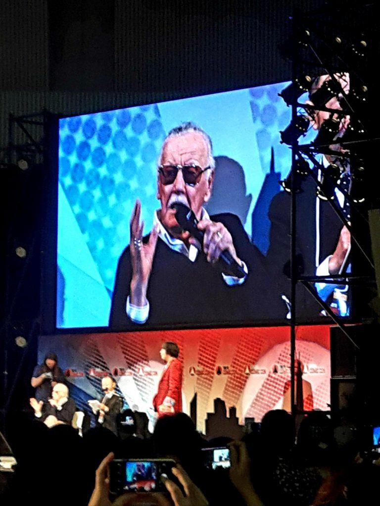 Stan Lee in Tokyo Comic Con 2016