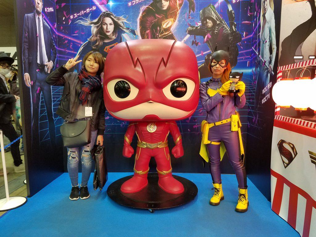 Batgirl: 2018 Tokyo Comic Con Cosplay