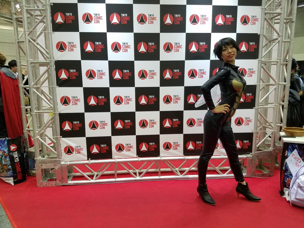 Wasp: 2018 Tokyo Comic Con Cosplay