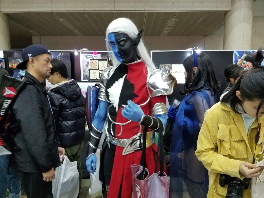 2018 Tokyo Comic Con Cosplay