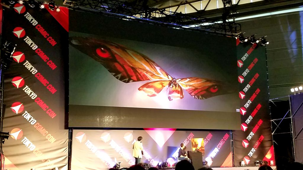 Mothra Concept Art from Godzilla: King of the Monsters