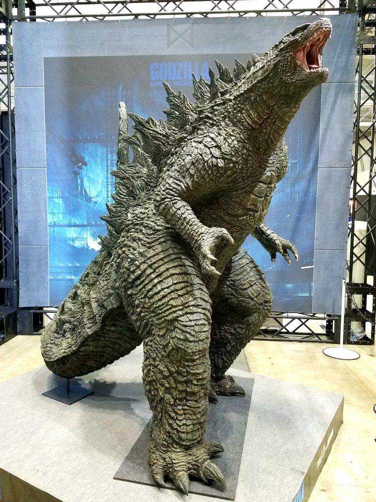 Godzilla from Godzilla: King of the Monsters