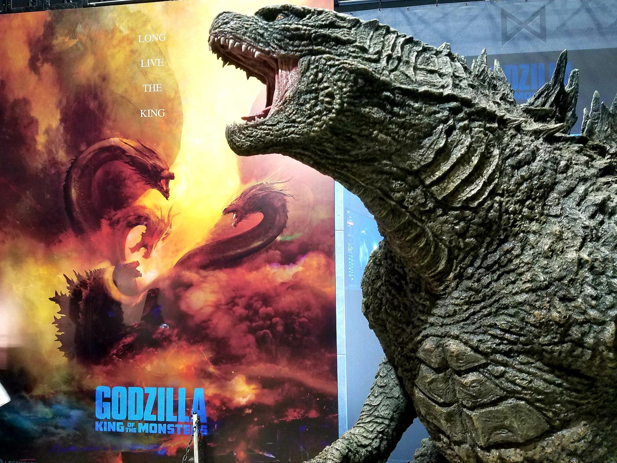 Godzilla: King of the Monsters at Tokyo Comic Con 2018