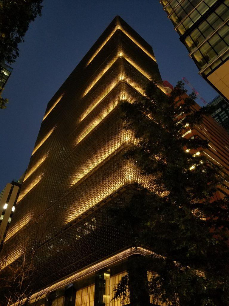 Hoshinoya Hotel in Tokyo