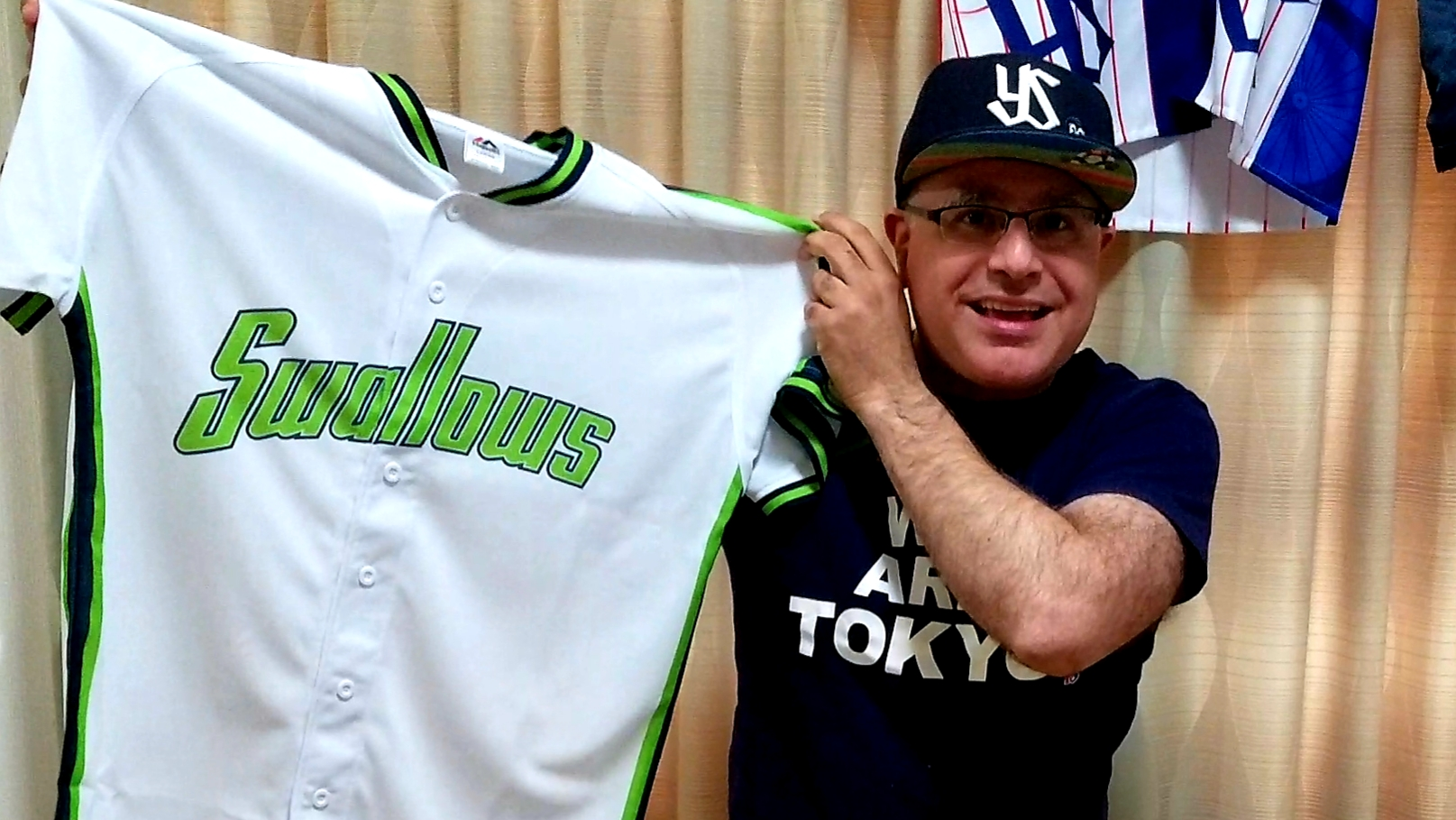 Tokyo Yakult Swallows: Swallows Crew Platinum Crew Merchandise Unboxing 2019