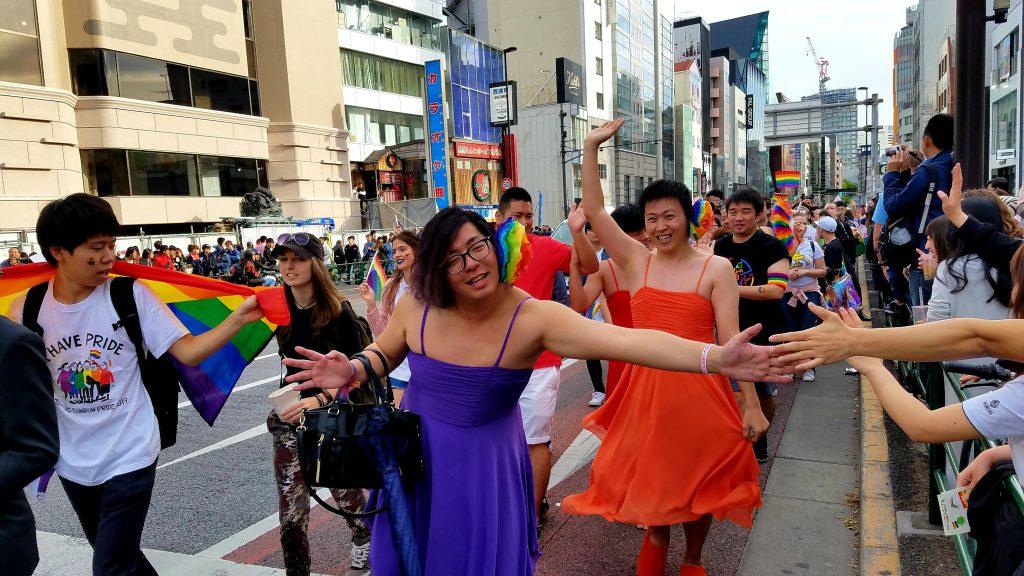 Tokyo Rainbow Pride Parade 2019