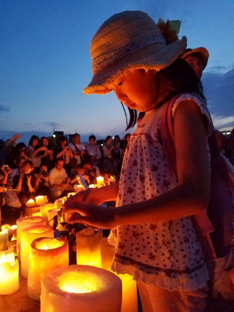Candle Scape Kawasaki 2019