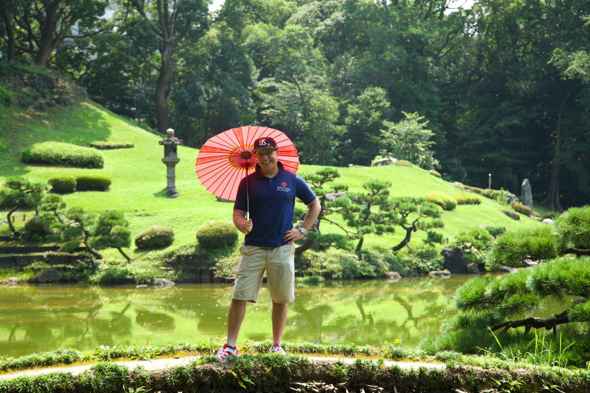13: Lucky for some as Mac, Founder of Maction Planet celebrates 13 years living in Tokyo