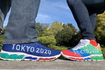 Tokyo 2020 Olympics and Paralympics Asics shoes