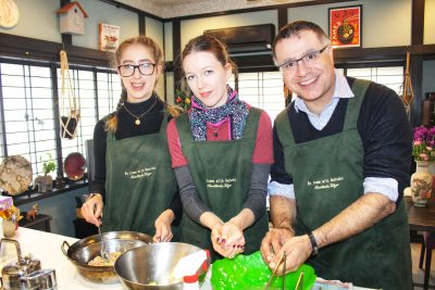 Japanese Cooking Classes in Tokyo, Kyoto and beyond