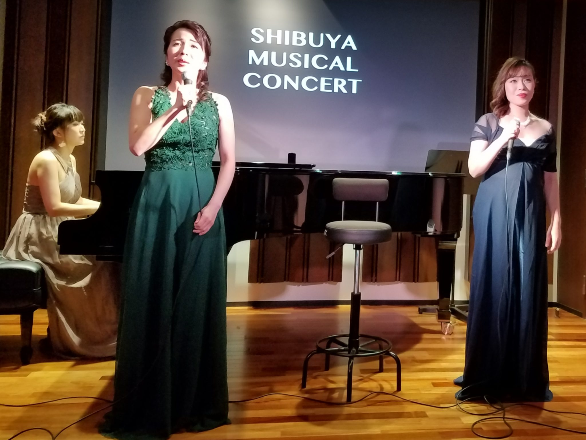 Shibuya Musical Concert featuring Ayako Hara and Minami Asai of Manon