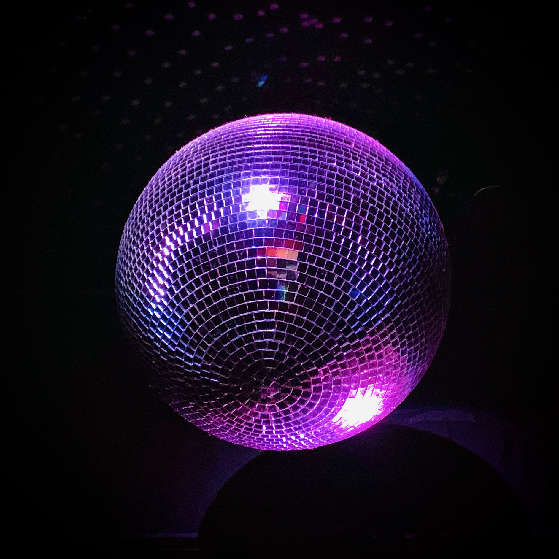 Tokyo ON In The Mix: Mirrorball Magic