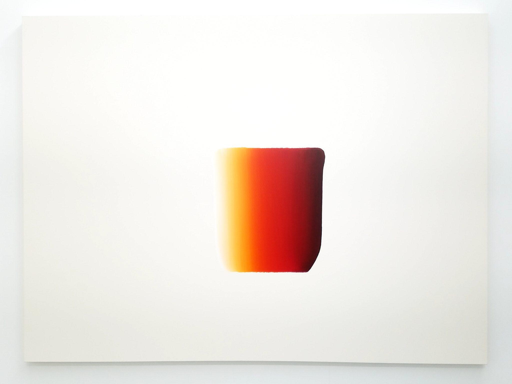 Lee Ufan, 'Dialogue' (2017), Acrylic on Canvas on display at SCAI the Bathhouse, Yanaka
