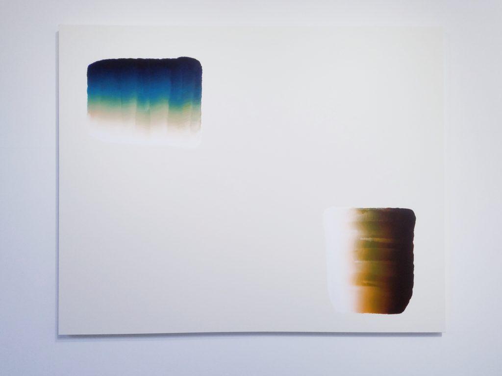 Lee Ufan, 'Dialogue' (2020), Acrylic on Canvas on display at SCAI the Bathhouse, Yanaka