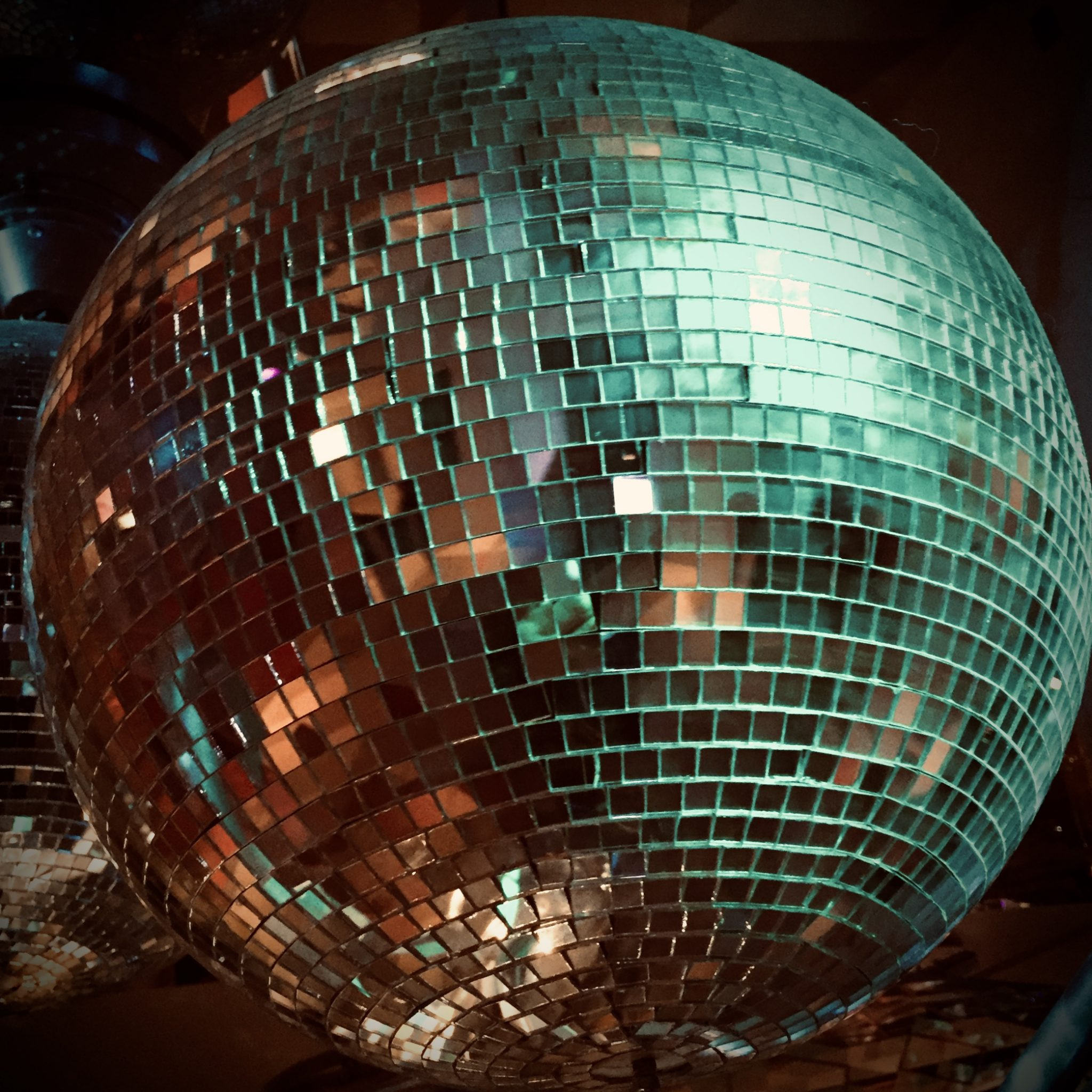 Tokyo ON In The Mix: Love Unlimited. Discoball at Sunshine 60