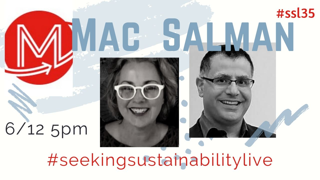 Seeking Sustainability Live by Inbound Ambassador
