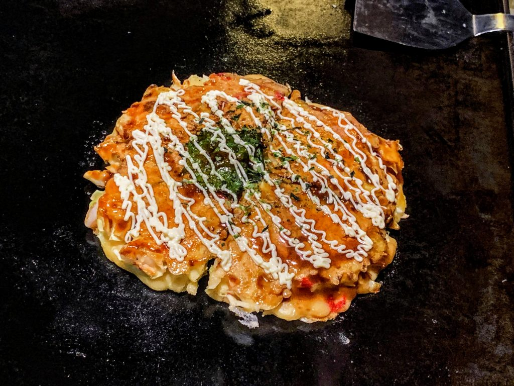 Okonomiyaki Cooking Class