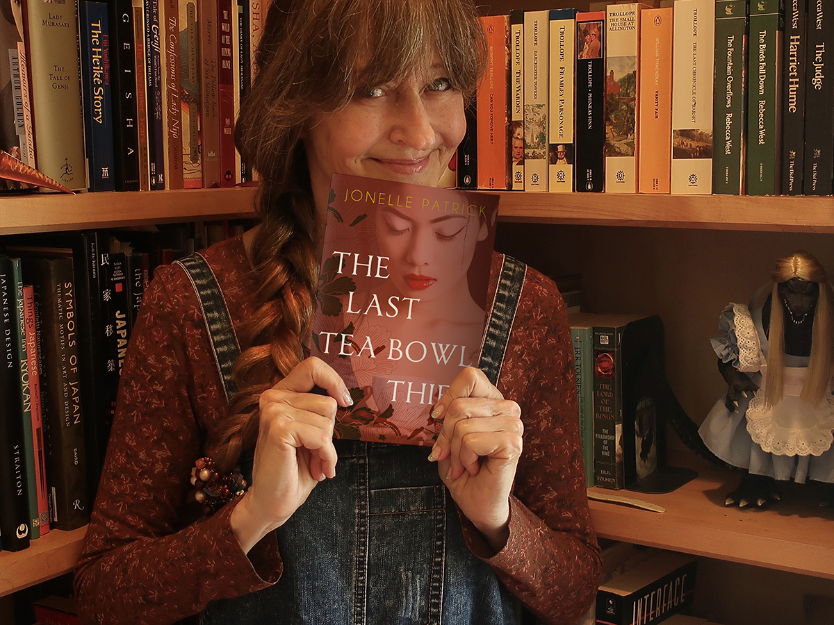 The Last Tea Bowl Thief by Jonelle Patrick