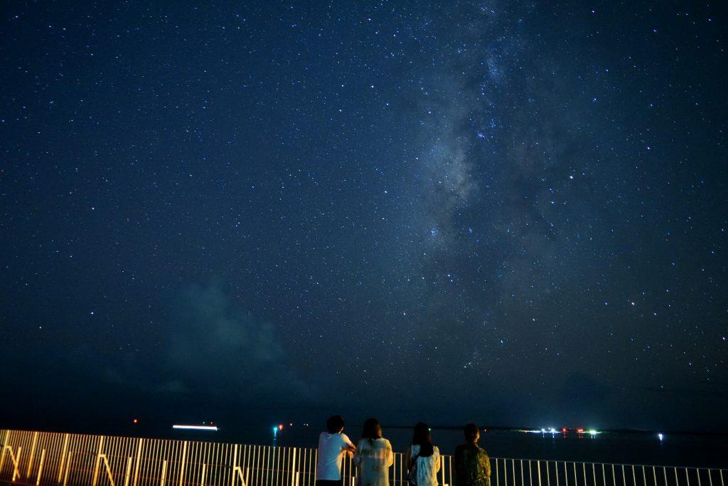 Stargazing on Ishigaki Island