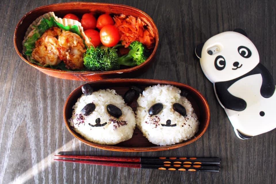 Panda Bento online cooking class