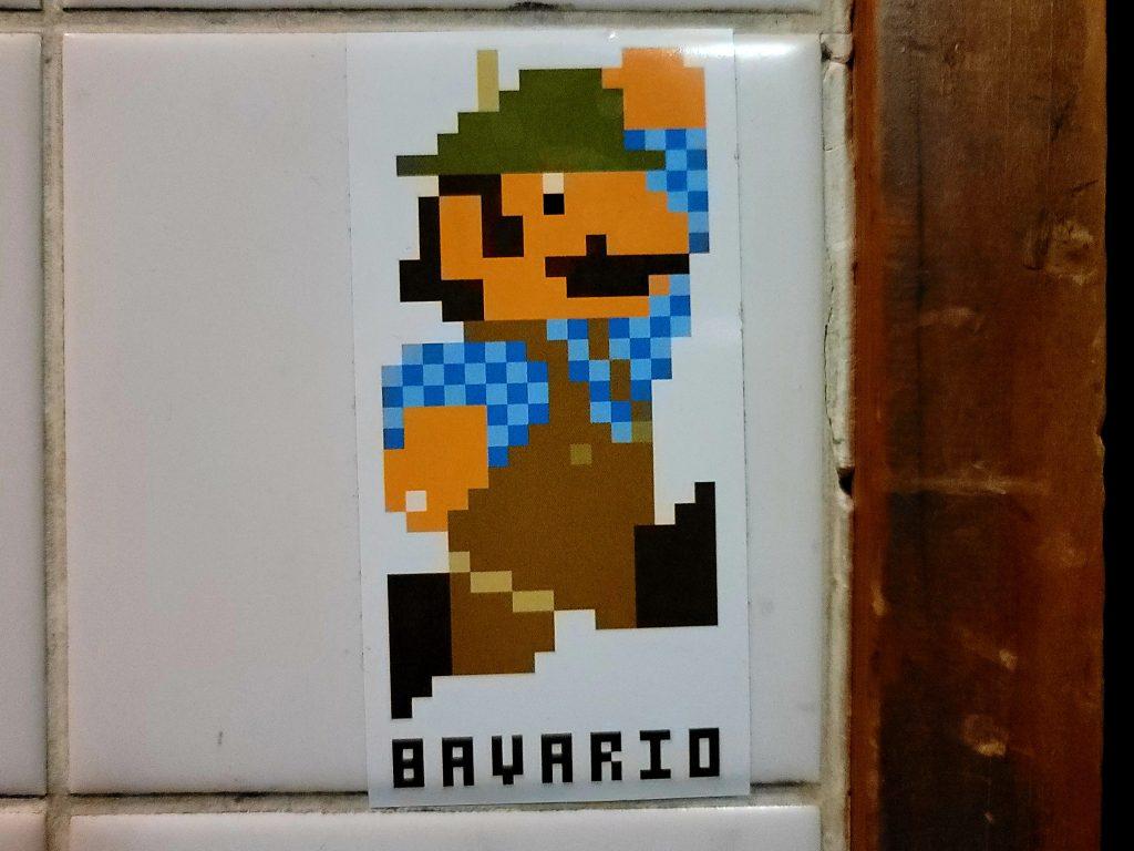Bavario - Super Mario in Lederhosen