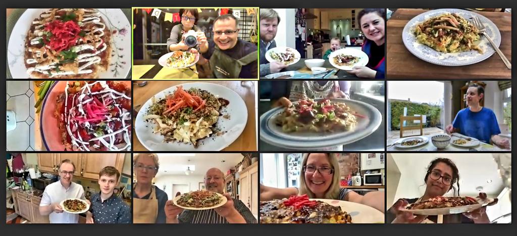 Private Okonomiyaki Cooking Class