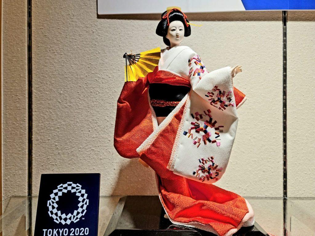 Yoshitoku dolls Olympic doll