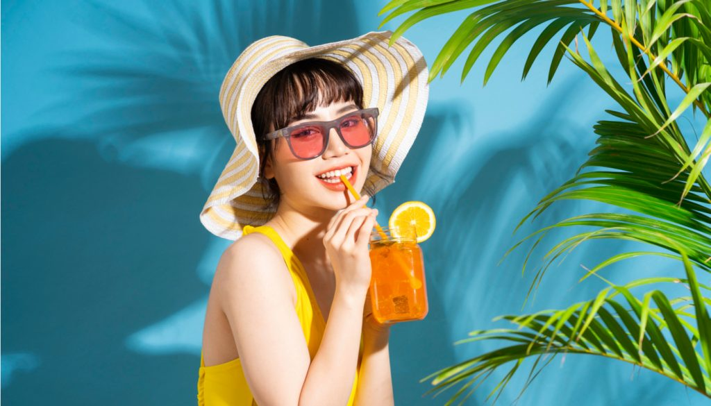 Japanese Summer Drinks 2021 Limited Edition: Kanpai Planet article for tokyo Weekender