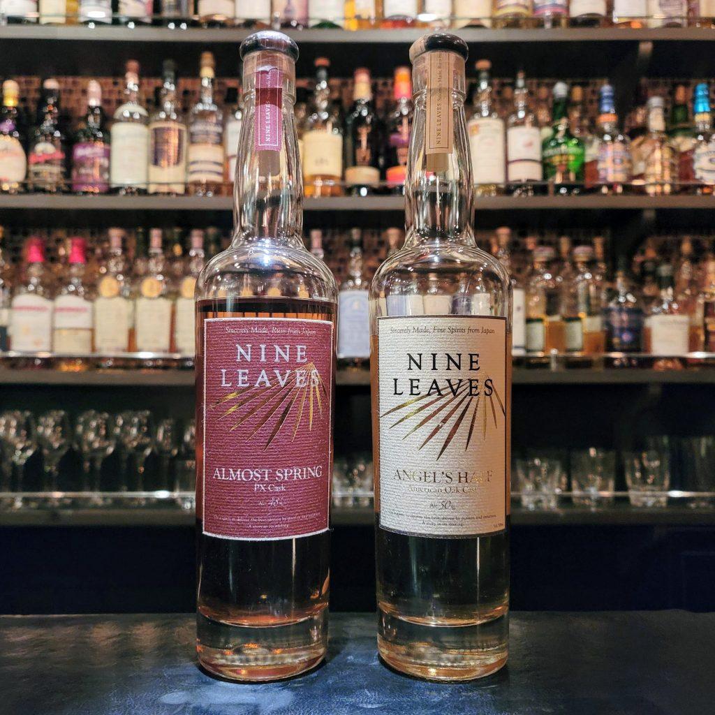 Nine Leaves Japanese Rum