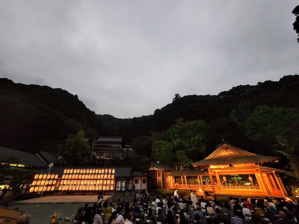 2021 Firelight Noh in Oyama
