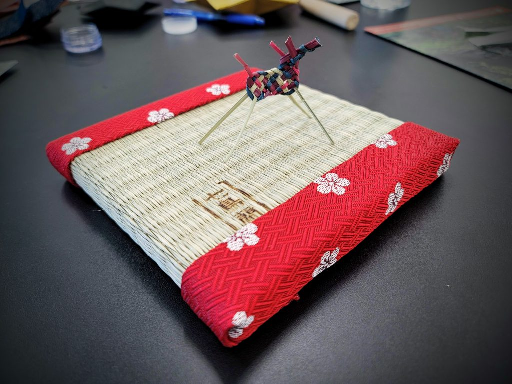 Kunisaki Shichitoui Omote Tatami Mats from Oita Prefecture Japan